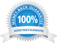 Money Back Guranty Badge
